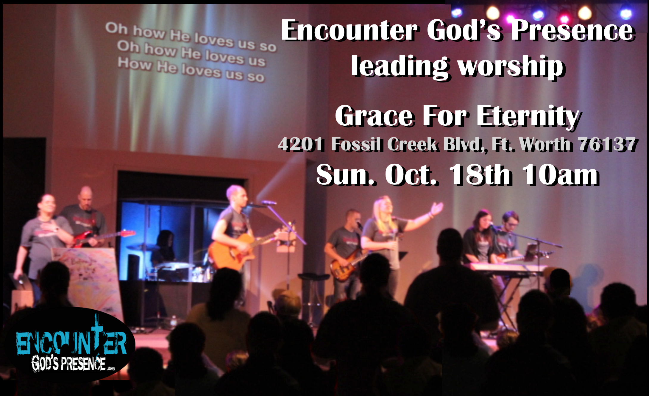 Encounter Grace For Eternity promo pic