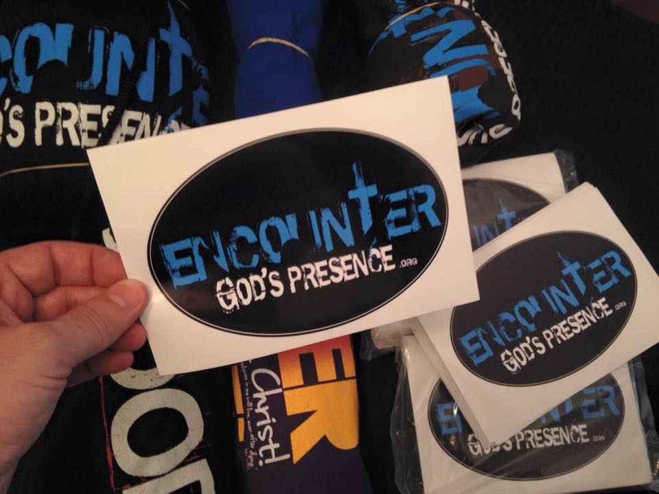 Encounter stickers